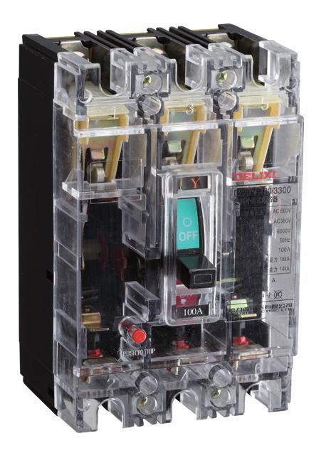 DZL25 剩余电流断路器