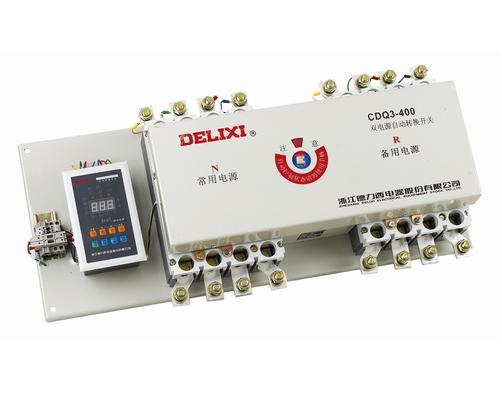 CDQ3 系列双电源自动切换开关