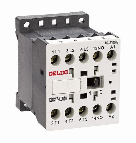 CDC17-K 系列交流接触器