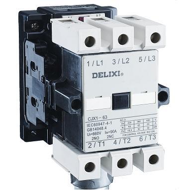 CJX1系列交流接触器