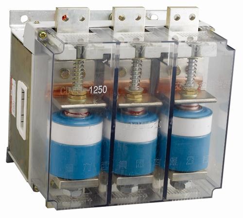 CDC8 交流真空接触器