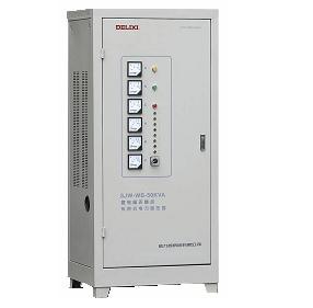 SJW-WB 系列三相微电脑无触点补偿式电力稳压器