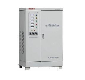 SBW 系列三相大功率补偿式电力稳压器