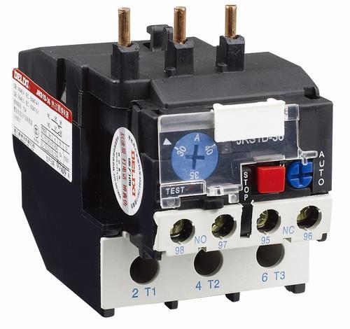 JRS1D系列热过载继电器