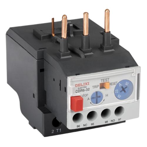 CDR6系列热过载继电器