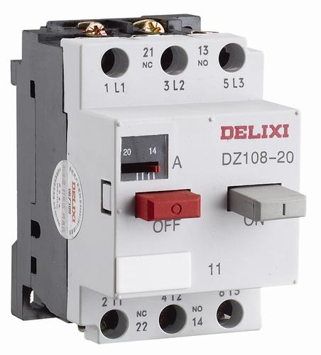 DZ108 系列塑壳式断路器