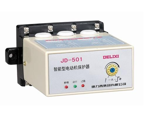 JD-501(601)系列智能型电动机保护器