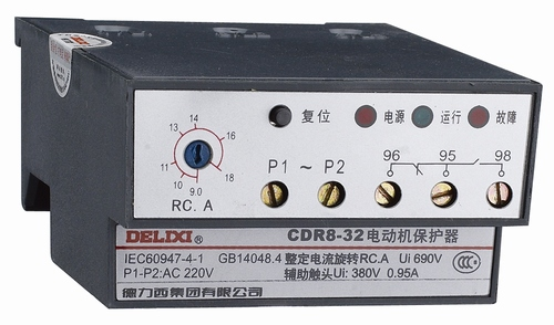 CDR8 系列电动机保护器