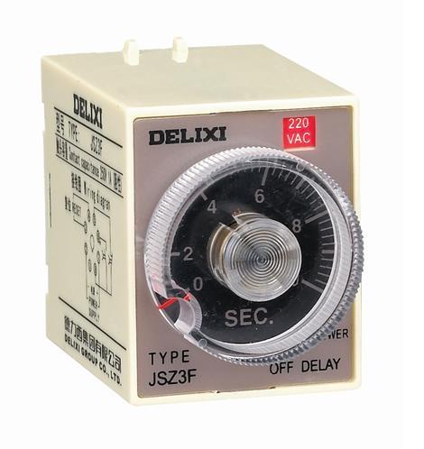 JSZ3 系列电子式时间继电器