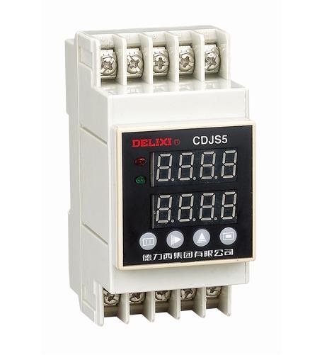 CDJS5/CDJS5S 系列数显式时间继电器