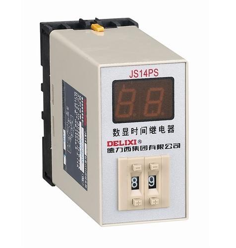 JS14C/JS14PS 系列数显式时间继电器