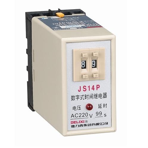 JS14P 系列数字式时间继电器