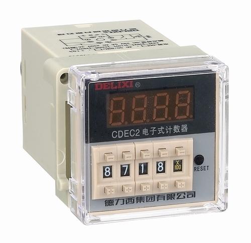 CDEC2 系列电子式计数器