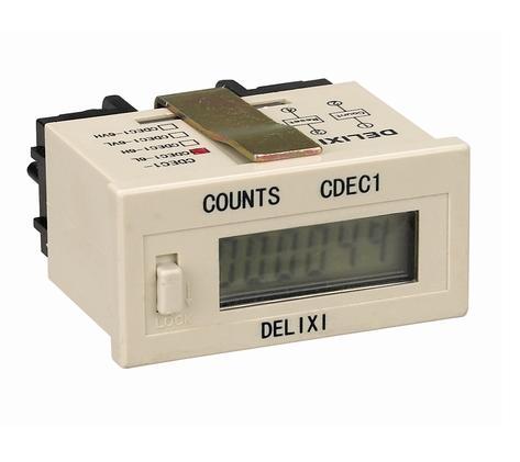 CDEC1 系列超小型电子计数器